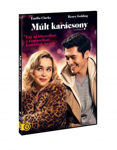 Múlt karácsony - DVD