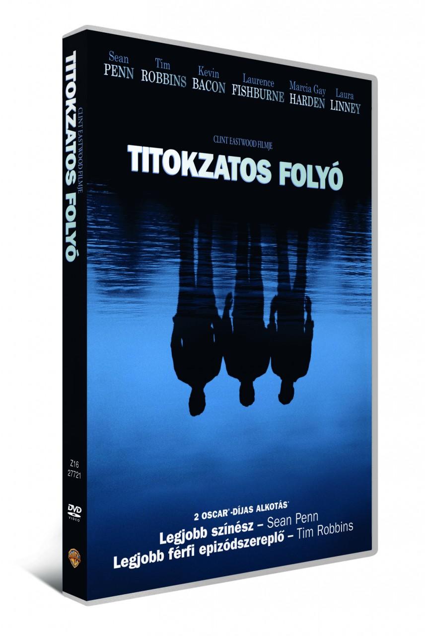 Titokzatos folyó - DVD