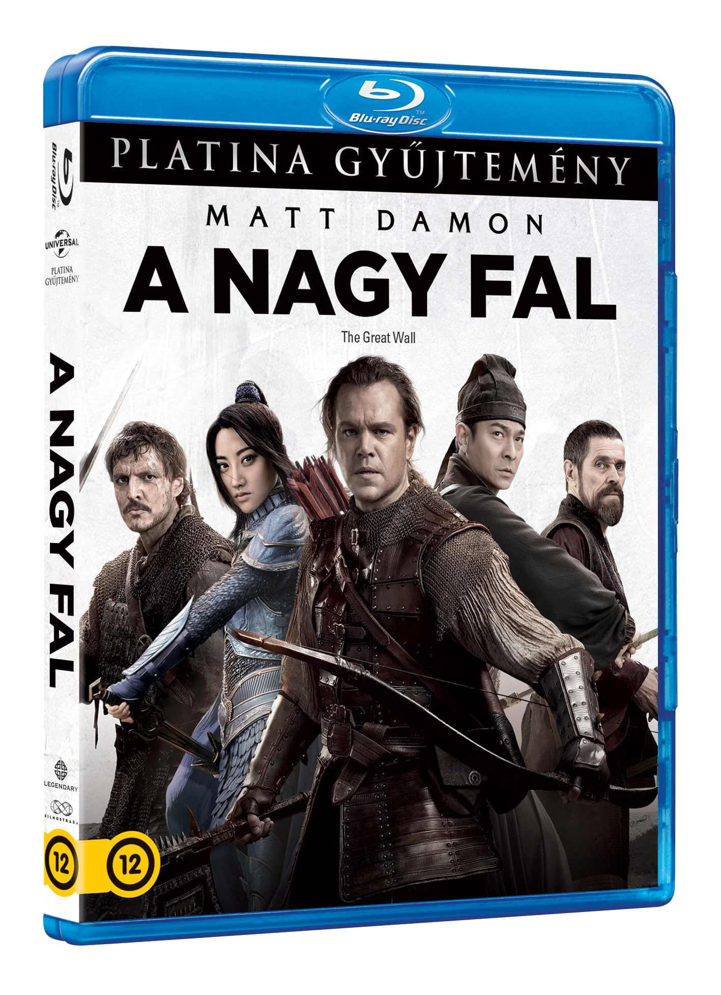 A nagy fal - Blu-ray