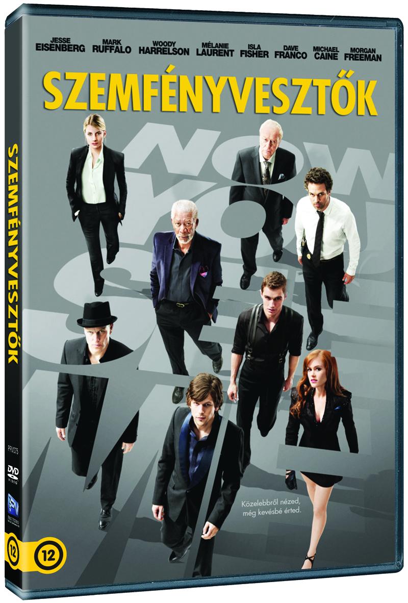 Szemfényvesztők - DVD
