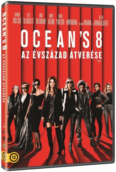 Ocean's 8: Az évszázad átverése - DVD
