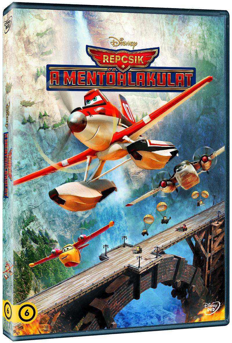 Repcsik: A mentőalakulat - DVD