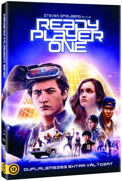Ready Player One - duplalemezes extra változat - DVD