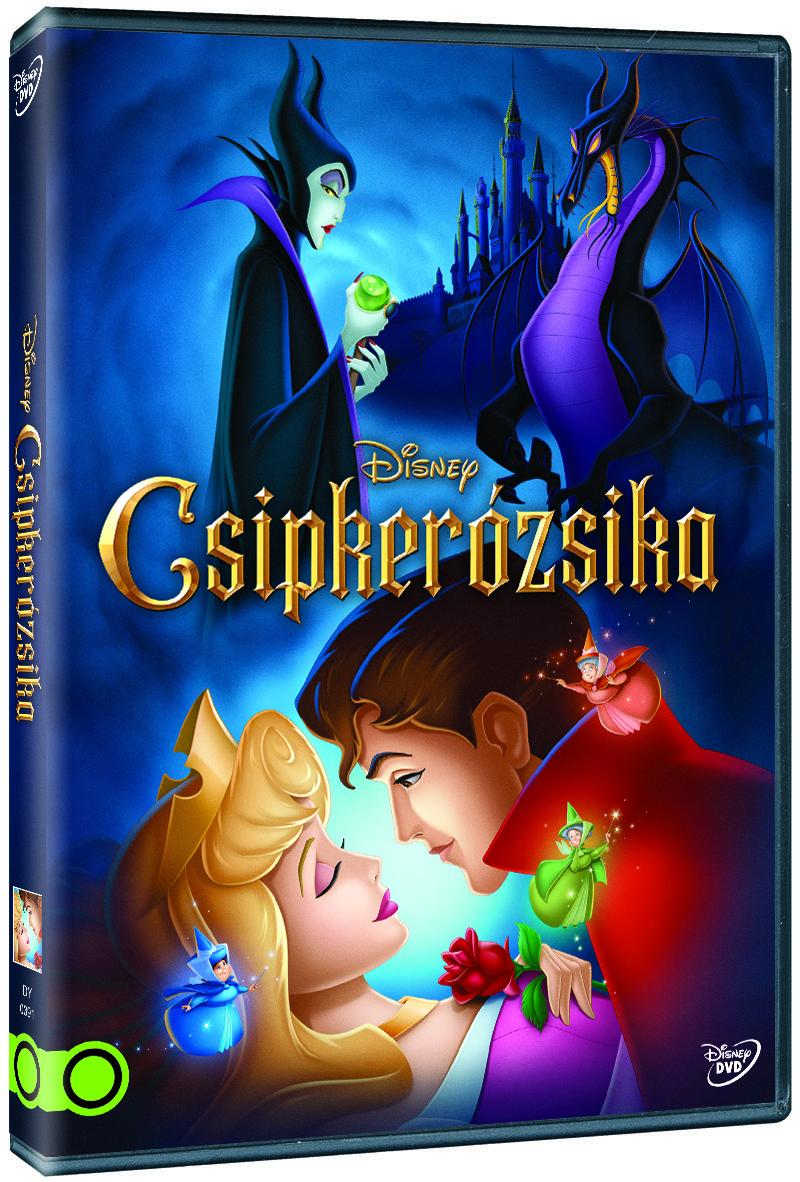 Csipkerózsika - DVD -  pdf epub