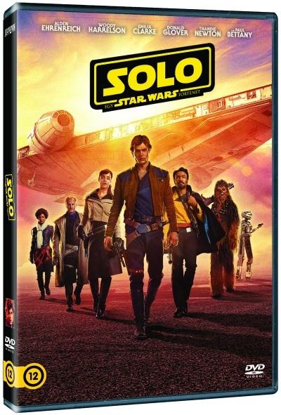 Solo: Egy Star Wars történet - DVD