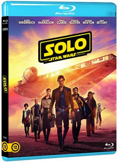 Solo: Egy Star Wars történet - Blu-ray