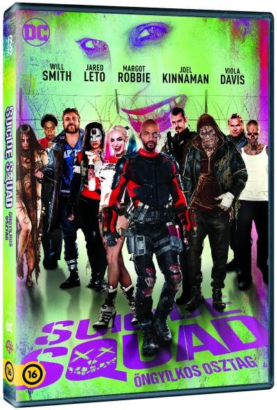 Suicide Squad - Öngyilkos osztag - DVD