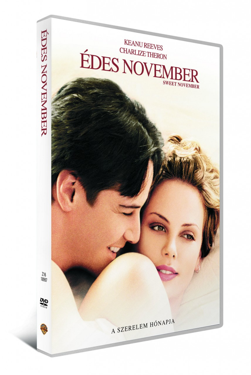 Édes november - DVD