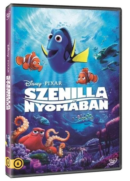 Szenilla nyomában - DVD