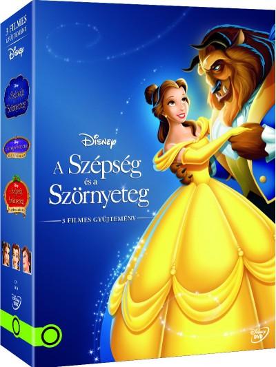 Szépség és a Szörnyeteg díszdoboz - DVD