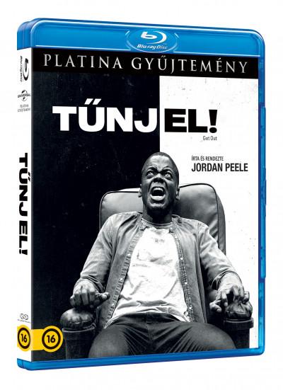 Tűnj el! - Blu-ray