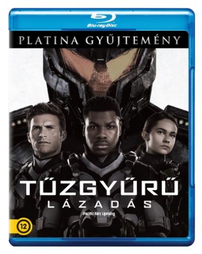 Tűzgyűrű: Lázadás - Blu-ray