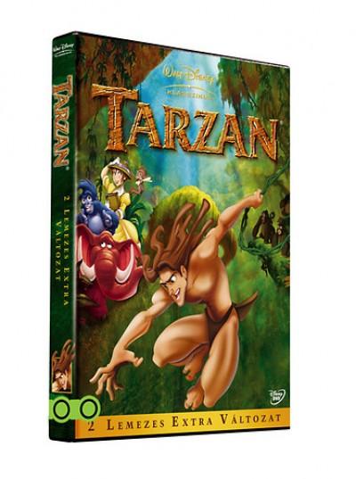 Tarzan - 2 lemezes extra változat - DVD -  pdf epub