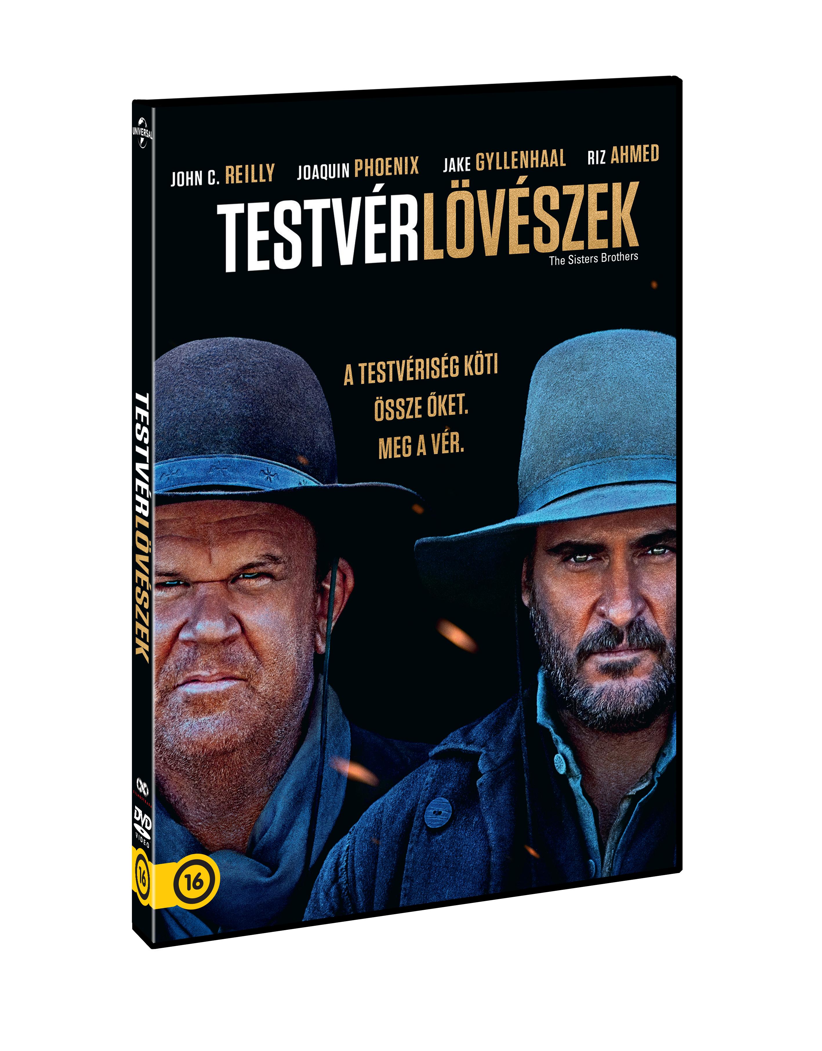 Testvérlövészek - DVD