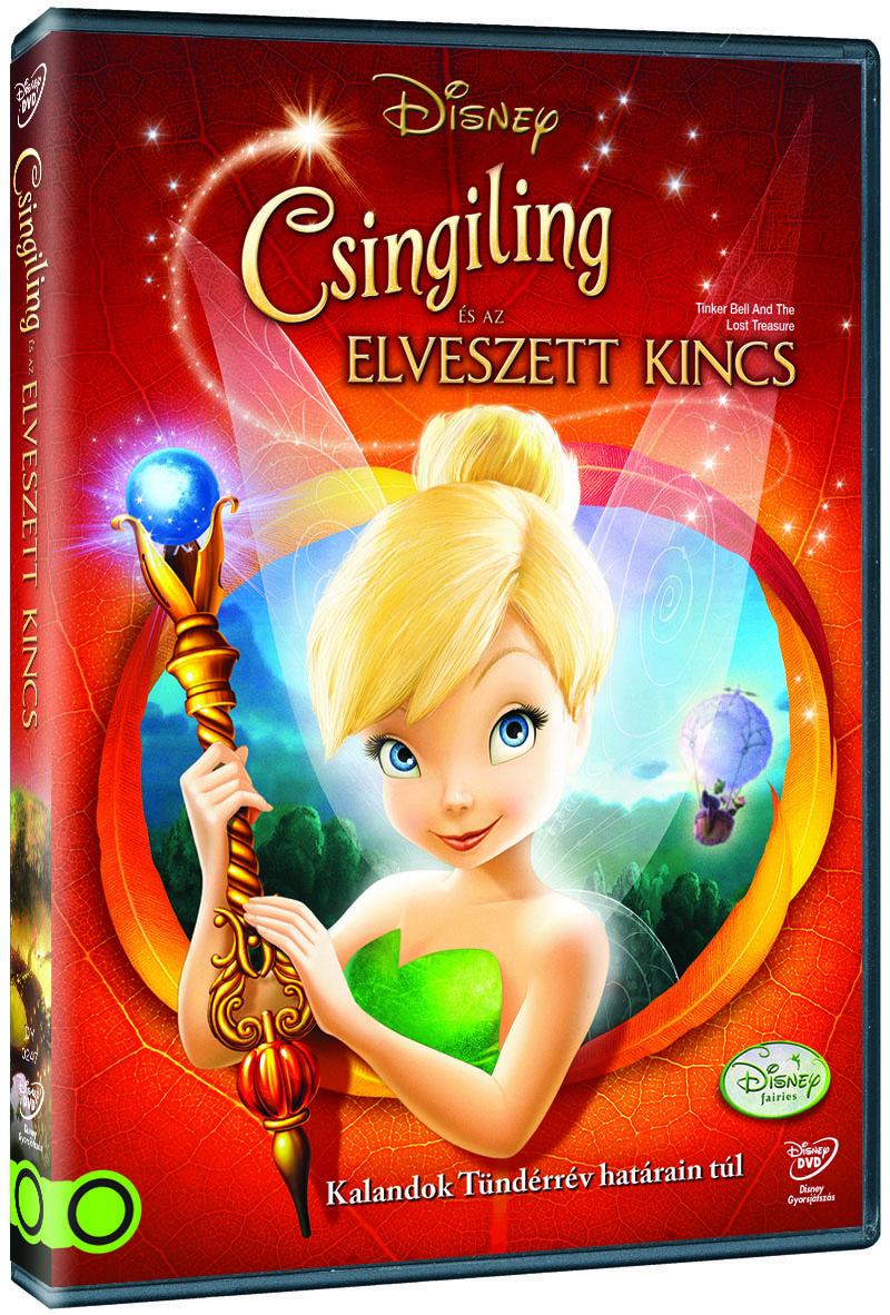 Csingiling és az elveszett kincs - DVD -  pdf epub