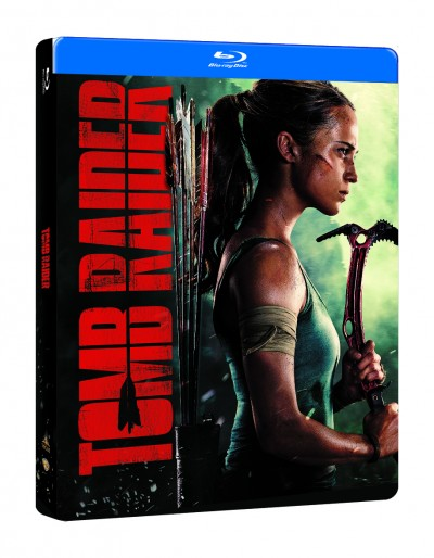 Tomb Raider - Steelbook - Blu-ray