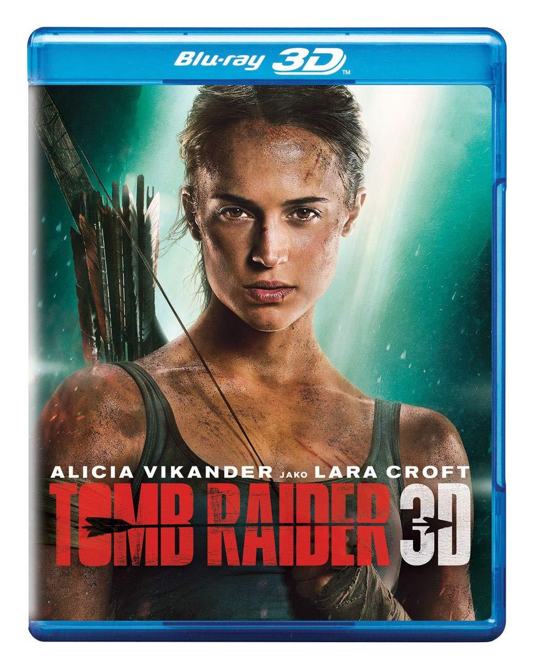 Tomb Raider - 3D Blu-ray
