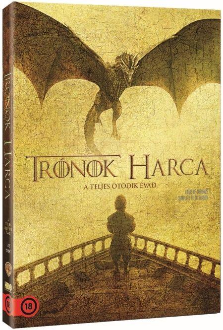 Trónok harca - 5. évad - DVD