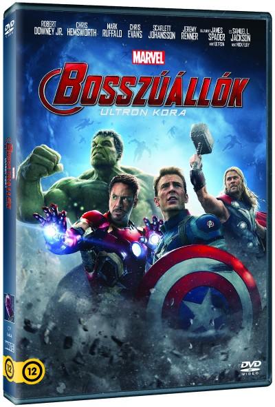 Bosszúállók: Ultron kora - DVD