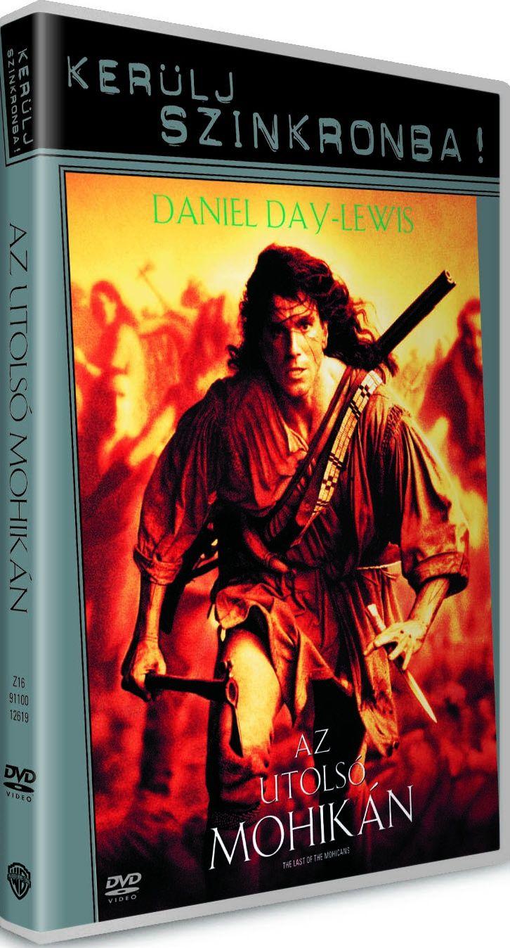 Az utolsó mohikán - DVD