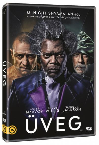 Üveg - DVD