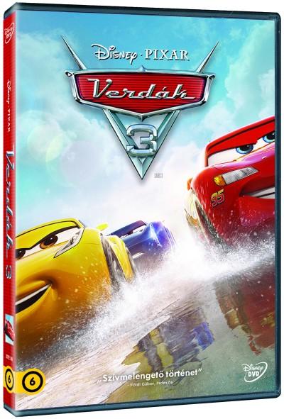 Verdák 3 - DVD