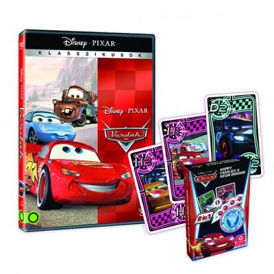 Verdák + kártya - DVD