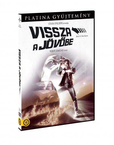Vissza a jövőbe - DVD -  pdf epub