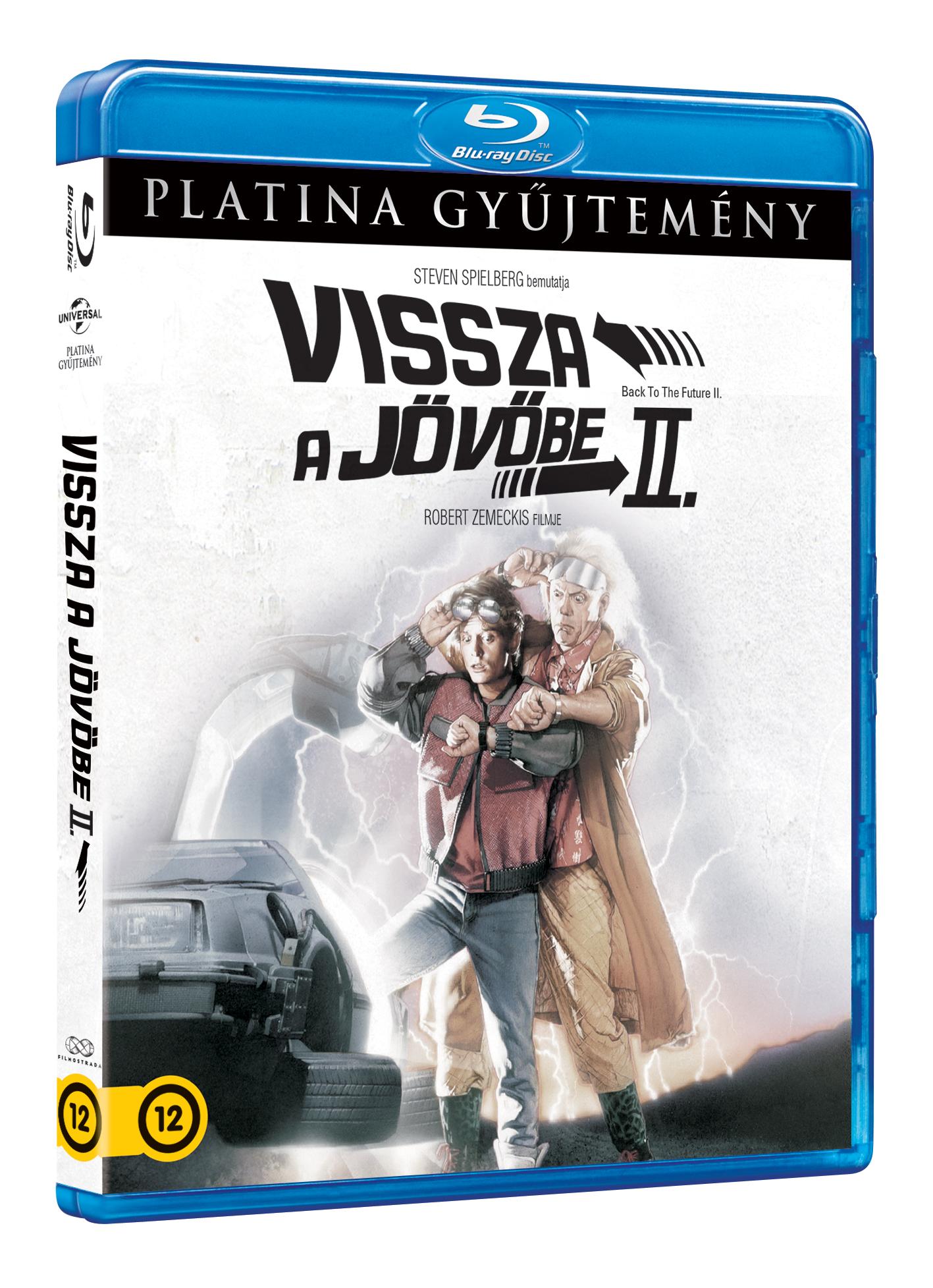 Vissza a jövőbe 2 - Blu-ray