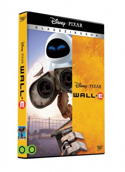 Wall-E - Egylemezes változat - DVD -  pdf epub