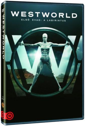 Westworld - 1. évad - DVD