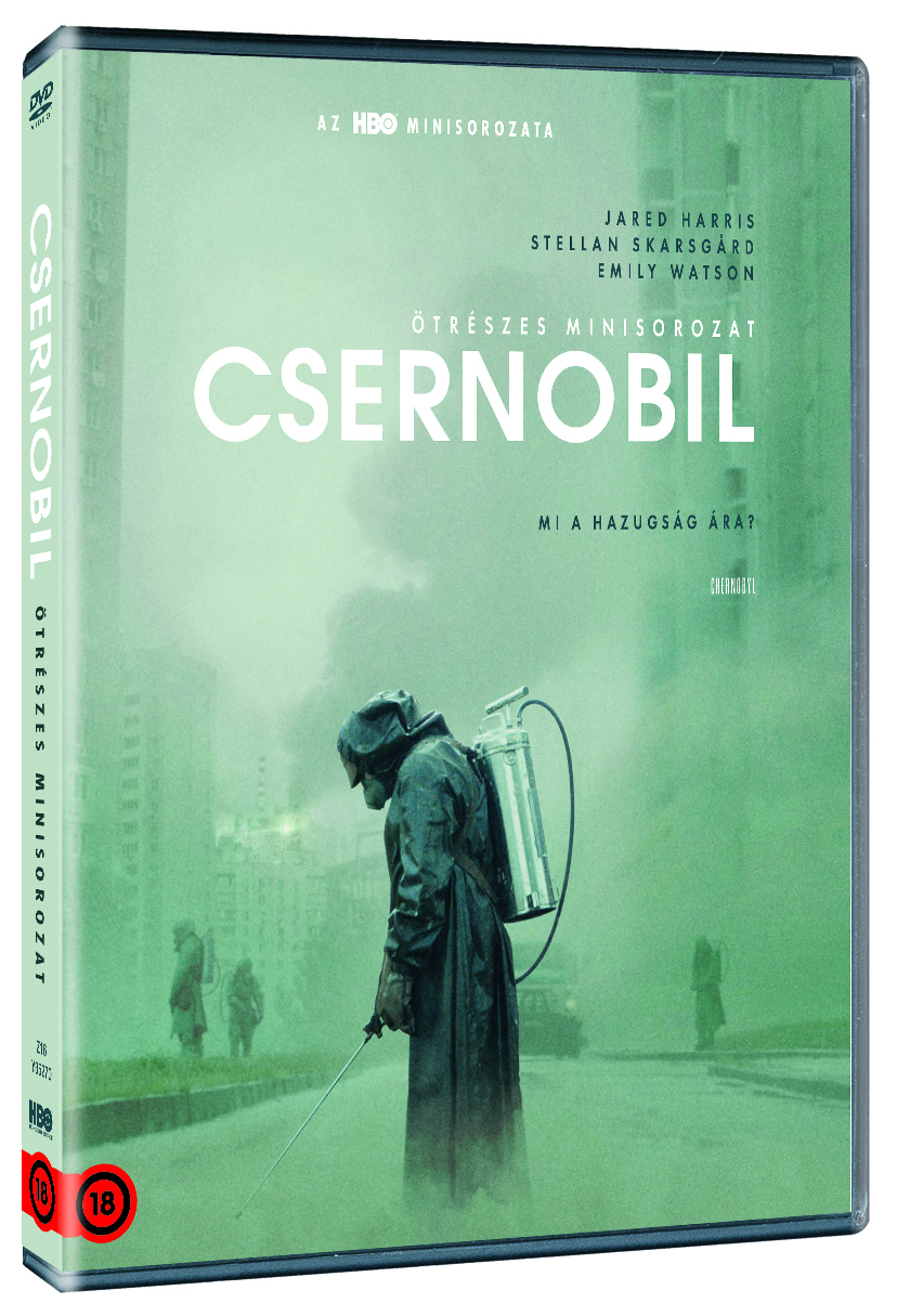 Csernobil (mini sorozat) - 2 DVD