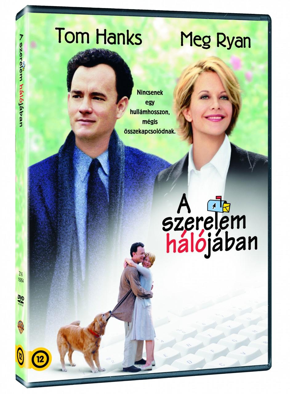 A szerelem hálójában - DVD