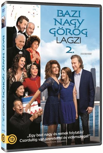 Bazi nagy görög lagzi 2. - DVD