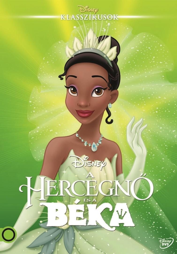 A hercegnő és a béka - DVD -  pdf epub