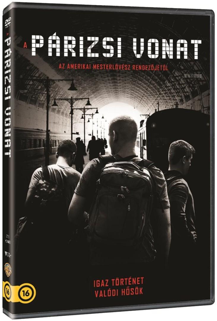 A párizsi vonat - DVD -  pdf epub