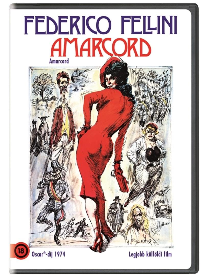 Amarcord - DVD -  pdf epub