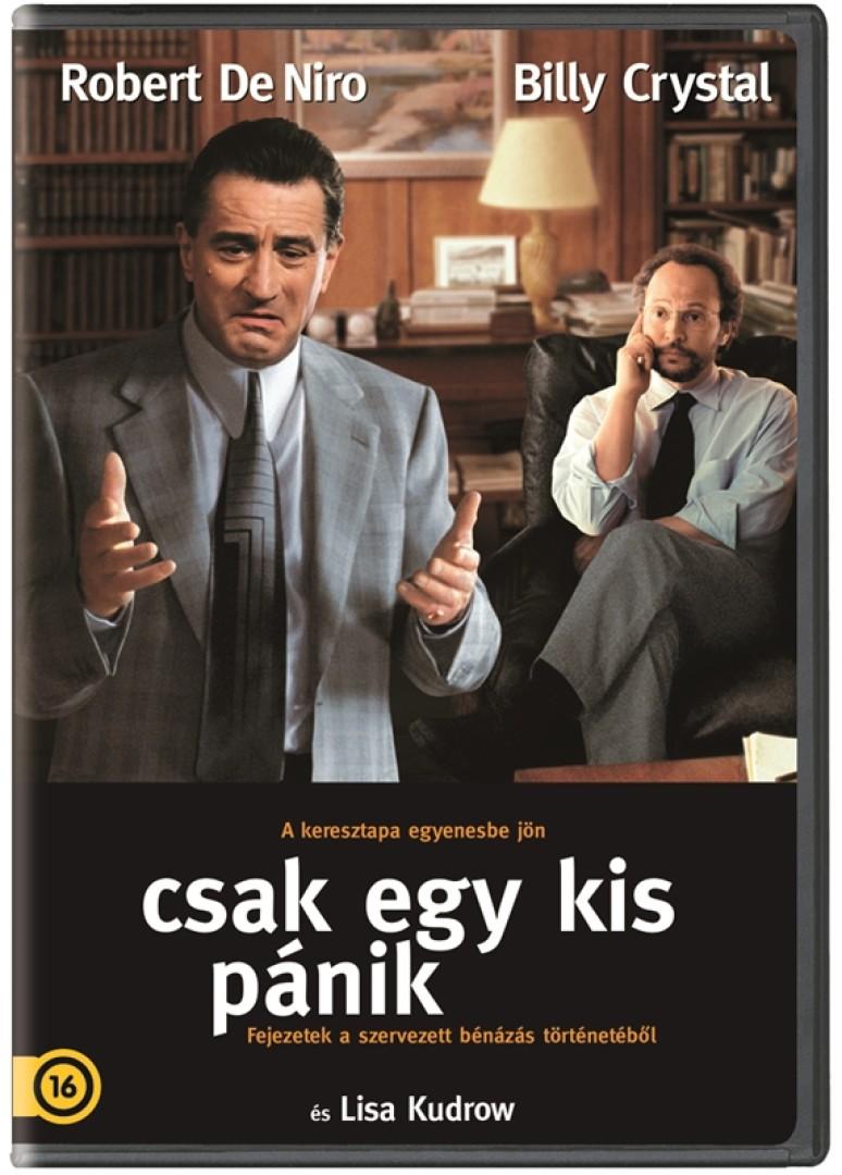 Csak egy kis pánik - DVD