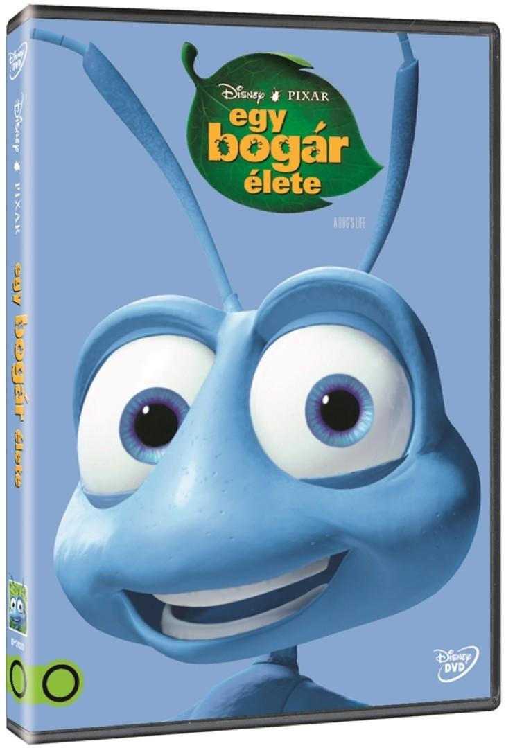 Egy bogár élete - DVD