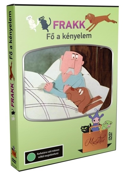 Frakk - Fő kényelem - DVD -  pdf epub
