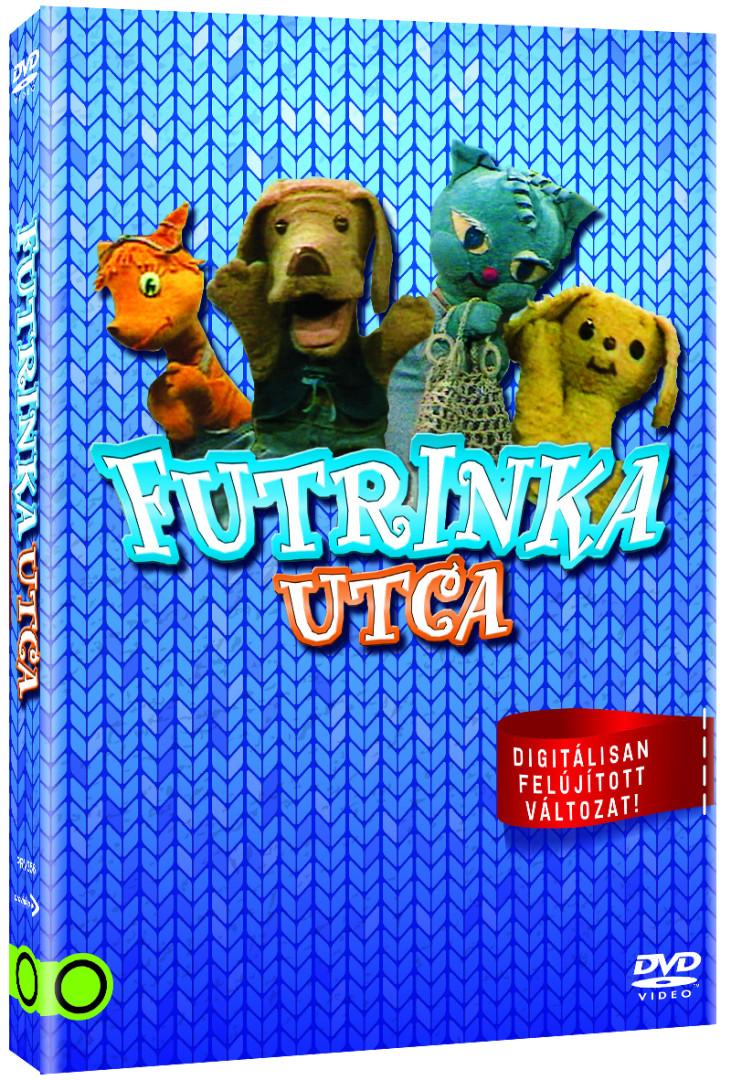 Futrinka utca - DVD -  pdf epub