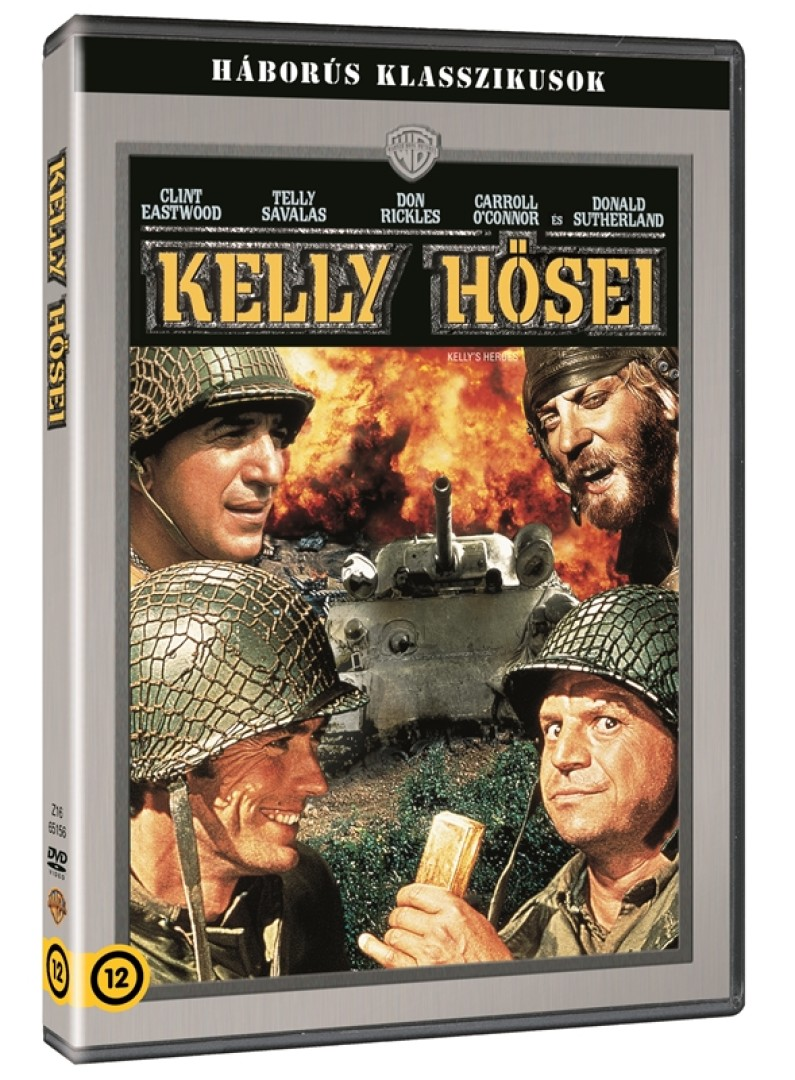 Kelly hősei - DVD
