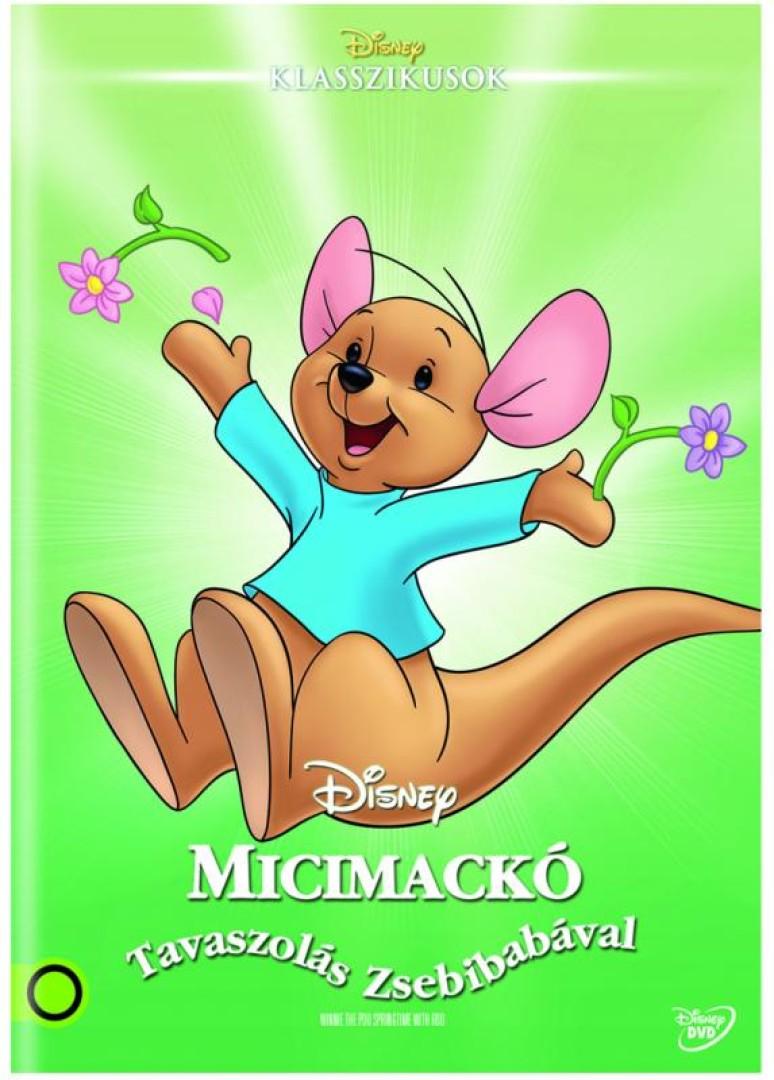 Micimackó - Tavaszolás Zsebibabával - DVD -  pdf epub