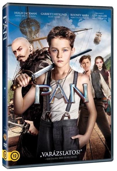 Pán - DVD