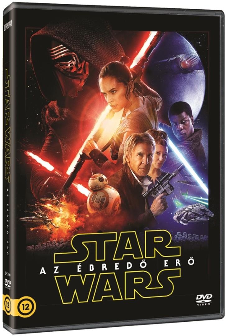 Star Wars - Az ébredő erő - DVD