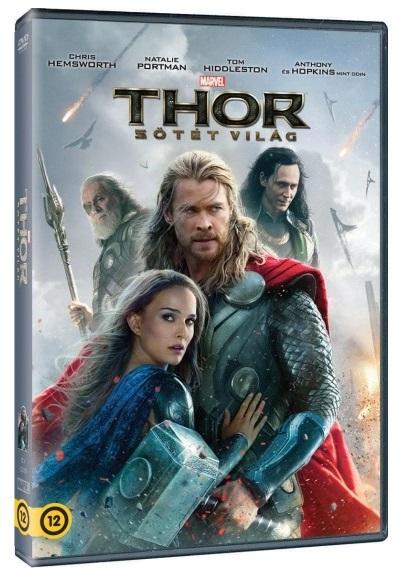 Thor: Sötét világ - DVD -  pdf epub