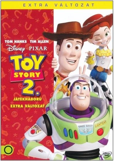 Toy Story - Játékháború 2. - Extra változat - DVD -  pdf epub