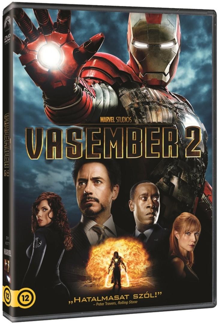 Vasember 2. - DVD