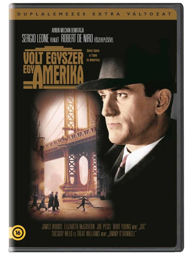 Volt egyszer egy Amerika - DVD -  pdf epub