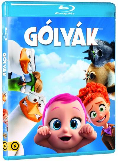 Gólyák - Blu-ray -  pdf epub